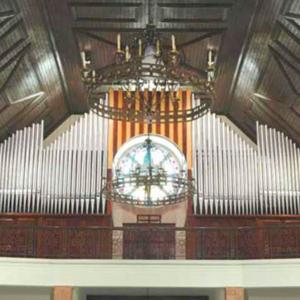 Órgão de tubos da Casa de Saúde do Telhal