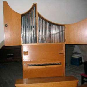 Órgão da igreja de São Quintino