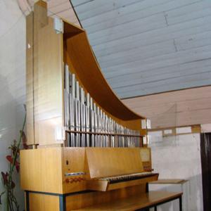 Órgão da Igreja de Nossa Senhora da Purificação