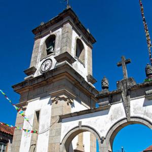 Igreja matriz de Mouronho, Tábua