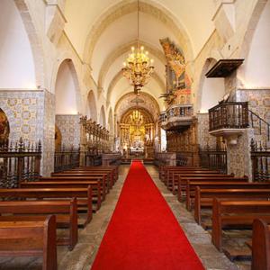 Órgão da Igreja do Mosteiro de São João de Tarouca