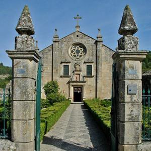 Igreja do Mosteirode Tarouca