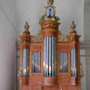 Órgão de tubos da Igreja do Carmo, Tavira