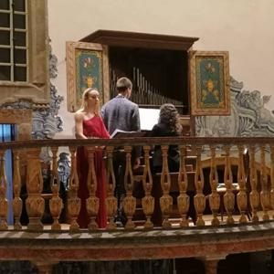 Órgão de tubos da Igreja da Misericórdia de Tavira