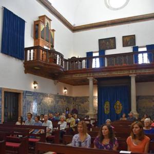 Órgão da Igreja da Misericórdia, Torres Vedras
