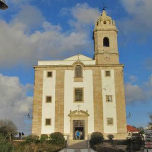 Igreja paroquial de Turcifal, Torres Vedras