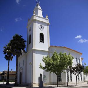 Igreja Paroquial de Covão do Lobo