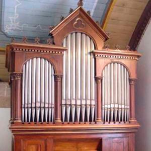 Órgão da Igreja Paroquial de Arcos
