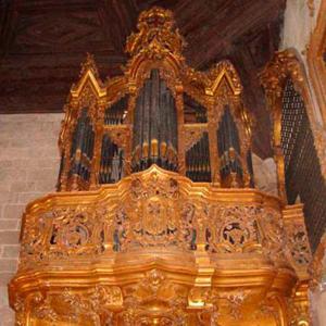 Órgão da Igreja de Santa Clara
