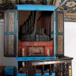 Órgão da Igreja de Pico de Regalados