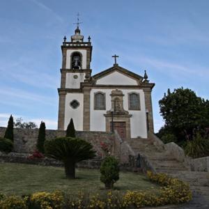 Igreja Matriz de Pico de Regalados